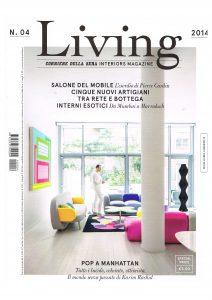 スペイン雑誌 Living 2014