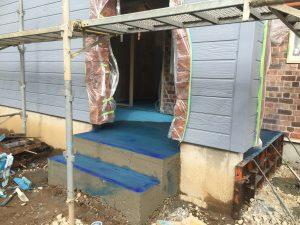 セメント石灰着色剤 青