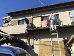 建物被害調査