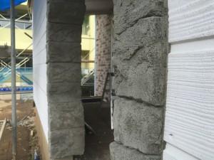 造形 石積み